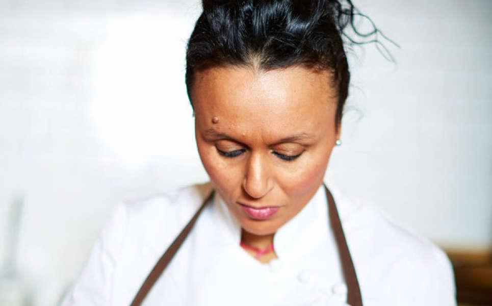 Chef Najat Kaanache